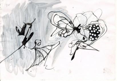 tinta da china sobre papel  (10)
