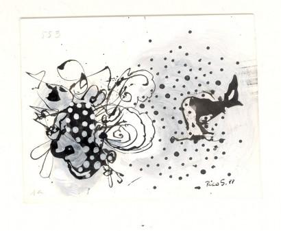 tinta da china sobre papel  (21)