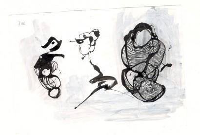 tinta da china sobre papel  (3)