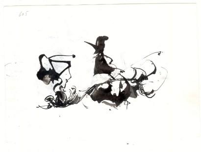tinta da china sobre papel  (4)