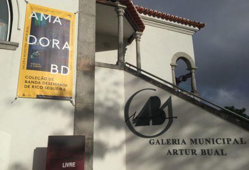 Exposição da Colecção Privada de Banda Desenhada – 27º Festival Internacional de B.D Amadora