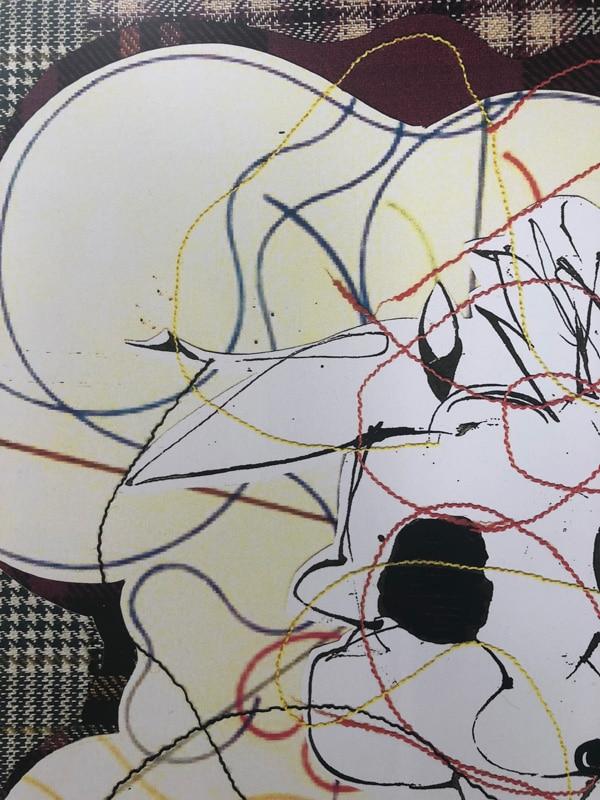 """Exposição Mutex – """"A Fiação das formas"""""""